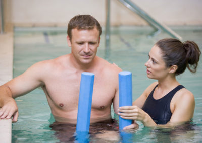 Hydrotherapy with Somerville Physio