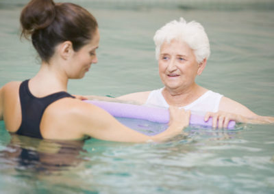 Hydrotherapy with the Somerville Physio experts