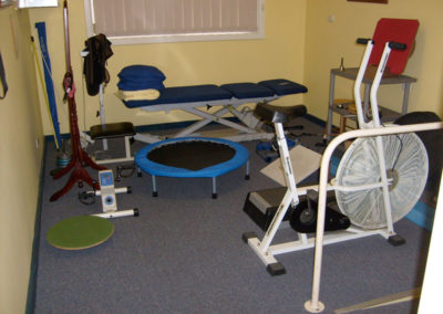 Physio equipment at Somerville Physiotherapy